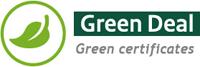 Groencertificaten – Onderdeel van Greendeals Logo